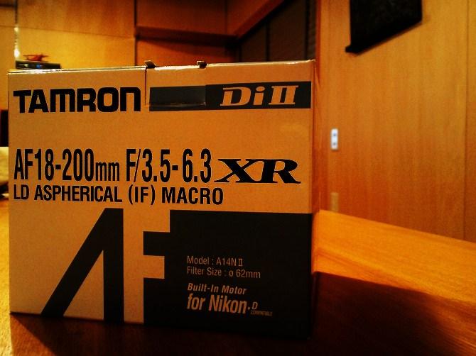 TAMRON A14 18-200