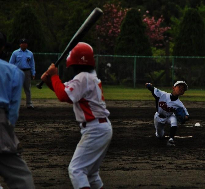 baseball kids