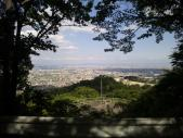 塩尾寺から眺め