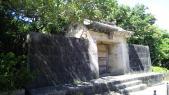 世界遺産石門
