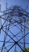 関電の鉄塔