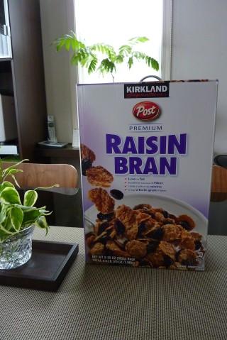 コストコ RAISIN BRAN