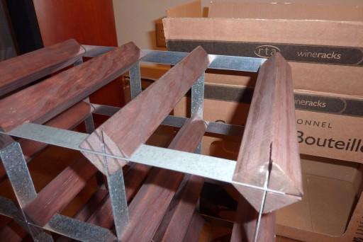 木製 ワインラック