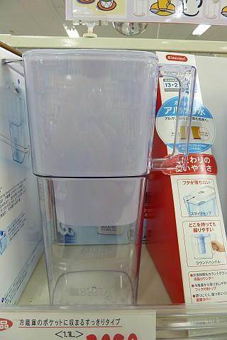 BRITA(ブリタ)ポット型浄水器 リクエリ