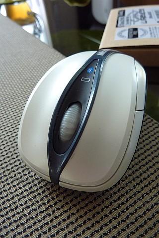 マイクロソフト ブルートゥース レーザー マウス