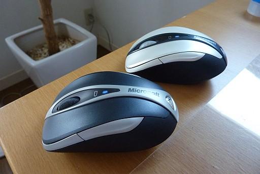 マイクロソフト ブルートゥース レーザー マウス 5000 ブラック 69R-00012