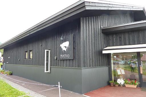 ニセコミルク工房にレストラン 「PRATIVO -プラティーヴォ-」