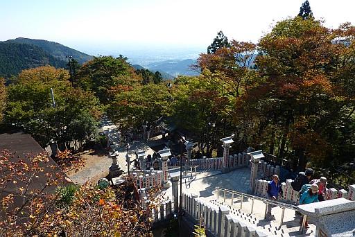 大山 大神山神社