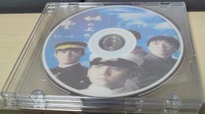 CDにレーベルつけてみた