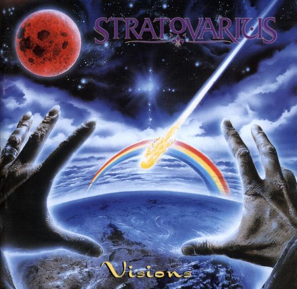 STRATOVARIUS _ Visions
