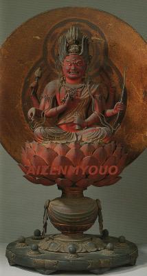 西大寺愛染明王