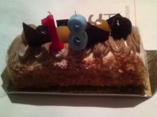 BDケーキ0909