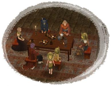 2009-10-01 晩餐会