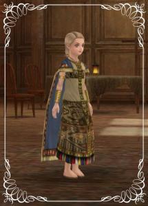 2009-11-02 歴代酋長の衣服