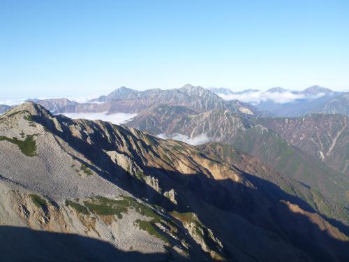 剣岳・立山(2)