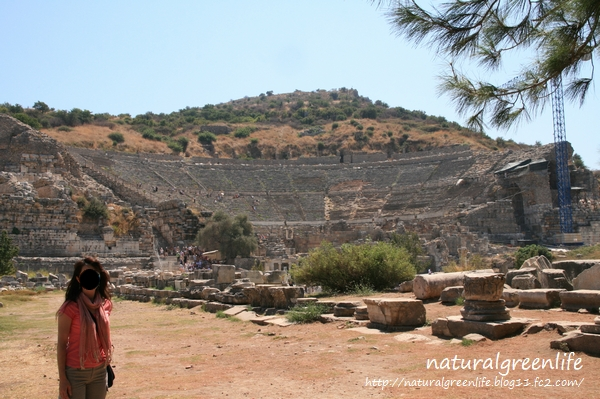 エフェソス 大劇場