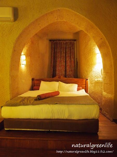 カッパドキア洞窟ホテル