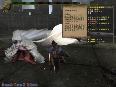 最終試験「祖龍を討伐せよ」01