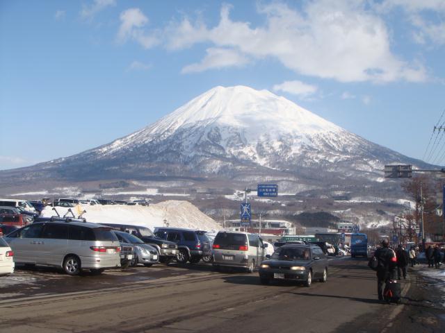 ひらふスキー場