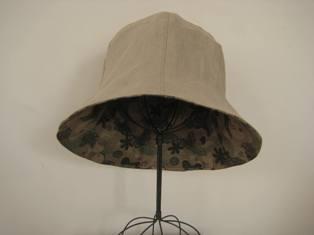 tulip hat inside