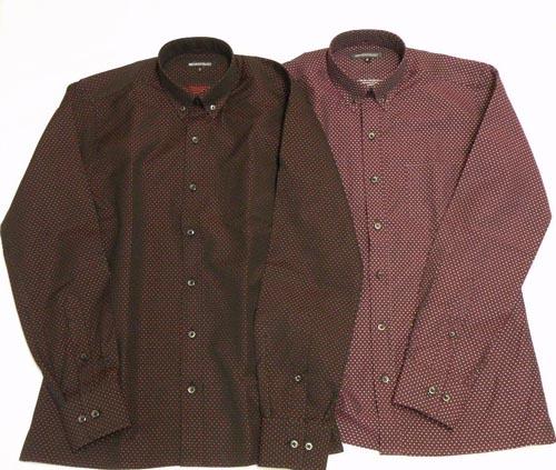 ドットシャツ-1