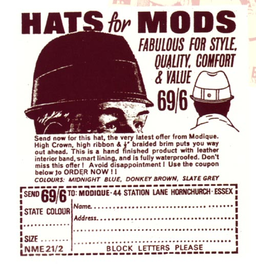 hat for mods