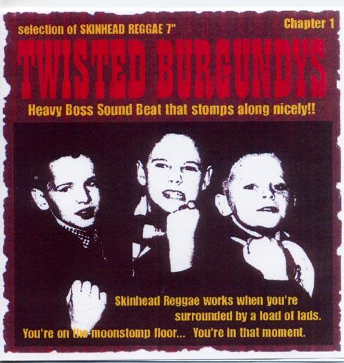 twisted burgandys