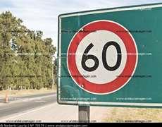 制限速度60