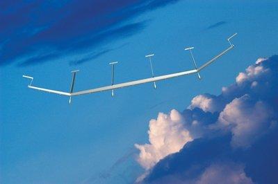 無人飛行機