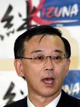 自民党の谷垣総裁