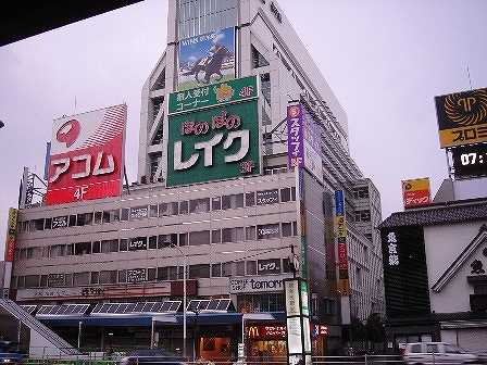 日本の都市の景観
