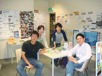 arc office満君21Aug09
