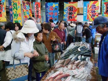 糸魚川さかな祭り2
