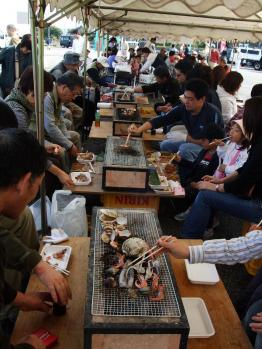 糸魚川さかな祭り3