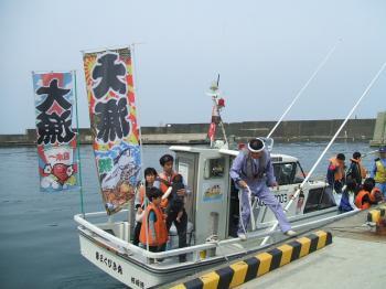 柿崎乗船体験