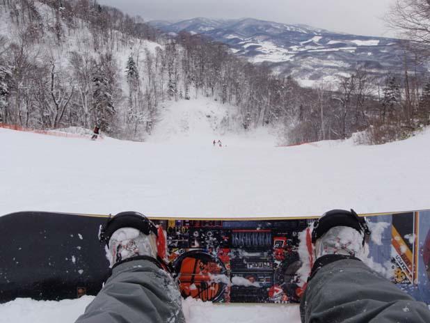 画像趣味スノーボード2 ブログ1