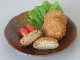 仙台牛コロッケ皿