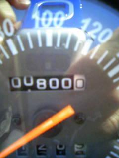 祝800キロ♪