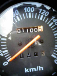 1100キロ