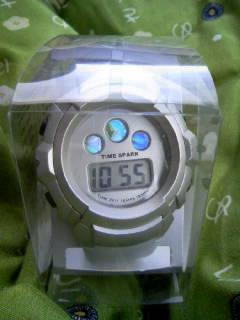 100円腕時計
