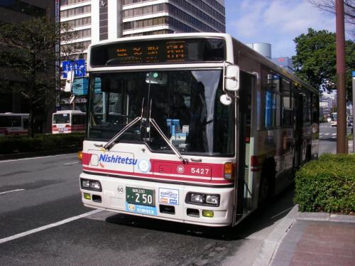 駅前一丁目にて壱岐5427の514番