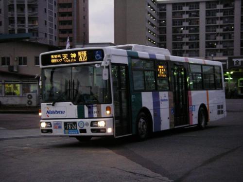 雑餉隈営業所にて雑餉隈5917