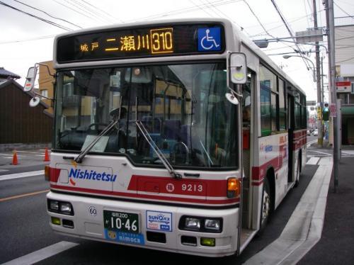 篠栗にて篠栗9213の310番LED化されてからバリエーションが増した