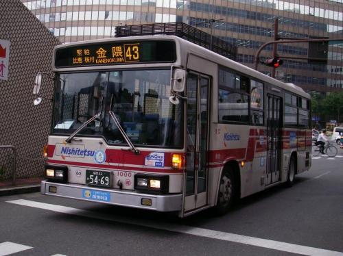 博多駅にて雑餉隈1000の43イレギュラー