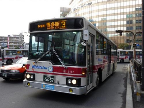 博多駅にて早良3117