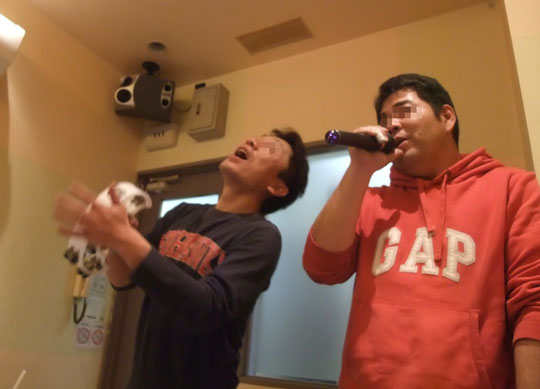 20091230カラオケ 3