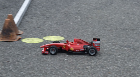20091230走り収め 2