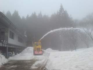20110411 矢保利 除雪3