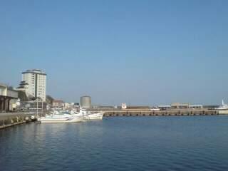 20110413 柏崎港