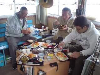 20110424 食堂【一茶】チキンカツ定食